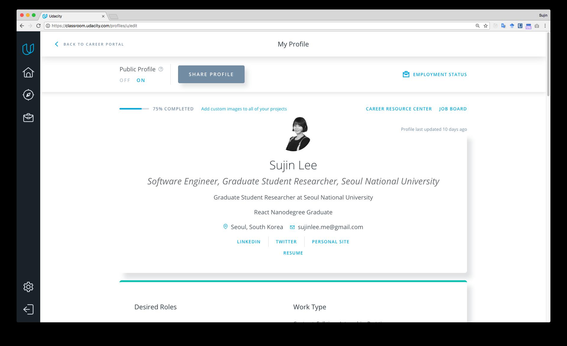 career-portal